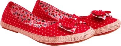 Welson Women Pink Flats