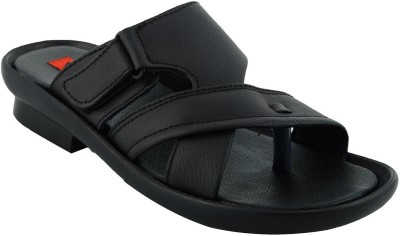 LAVISTA Men Black Sandals