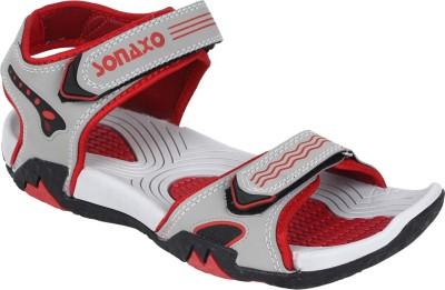 Bersache Men Grey Sandals