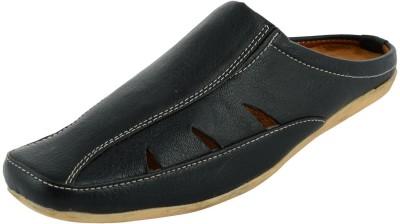 DA-DHICHI Men Black Sandals