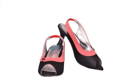 Cozy Women Black Heels