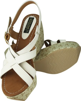 SUMI Collections Girls Wedges