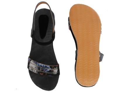 Clever Steps Women Black Sandals