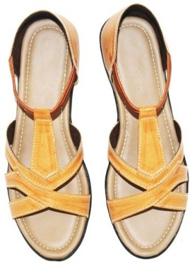 Mellofic Women Tan Flats