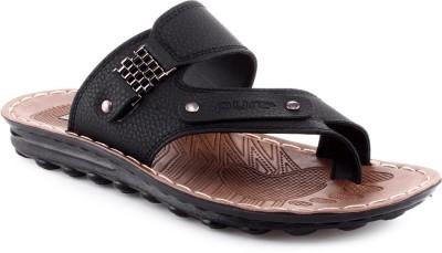 Welcome Pure WGP 2103 Black Floater Men Black Sandals