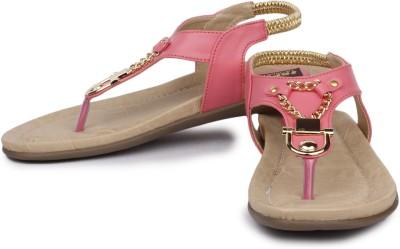 Sapatos Women Pink Flats