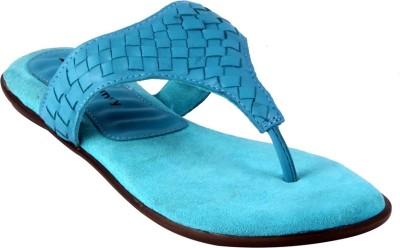 Urban Country Women Blue Flats