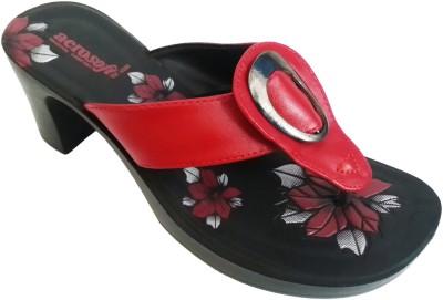 Aerosoft Women Red Heels
