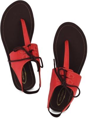 Modsquad Women Red Flats