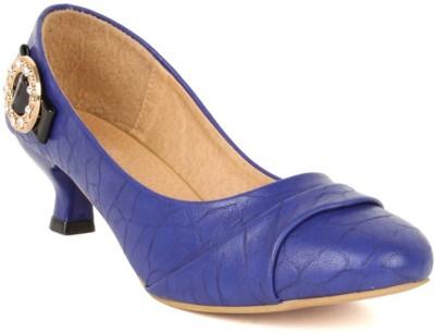 Lyc Women Blue Heels