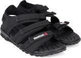 Reebok Men BLACK Sports Sandals