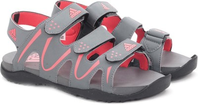 Adidas BUSTLE W Women Grey Sports Sandals