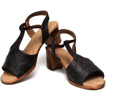 C Comfort Women Brown Heels