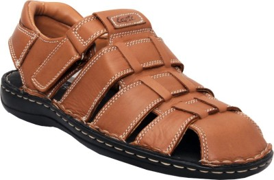 Eagle Comfort Men Tan Sandals
