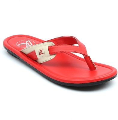 Gressum Men Red Sandals