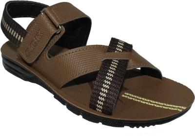 Calix Men Brown Sandals