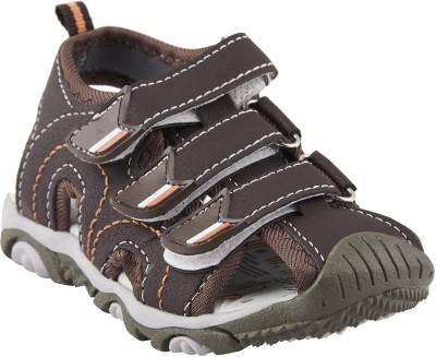 Doink Boys Brown Sandals
