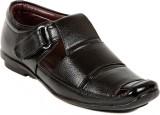 Opancho Men Black Sandals