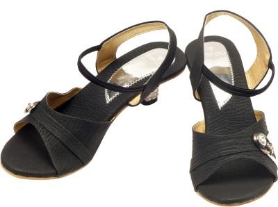 Dream Selection Women Black Heels