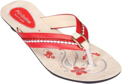 LEE WON Women Red Heels