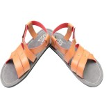Ooz Footwear Men Tan Sandals
