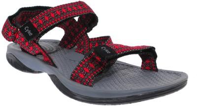 CYKE Men Red Sandals