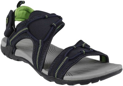 F Sports Men Navy Sandals