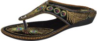 Athulya Women MULTI Flats