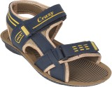 Oricum Men Blue, Brown Sandals