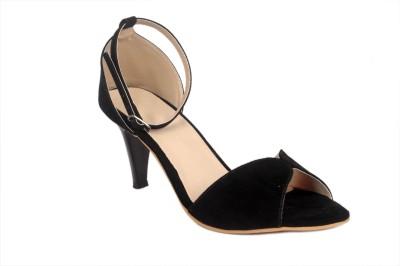 Studio 9 Mesmerising Women Black Heels