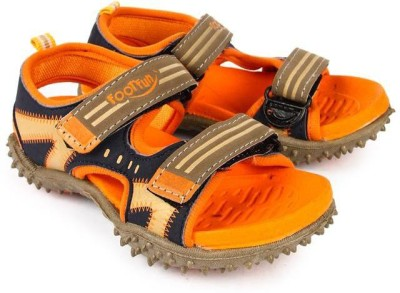 Liberty Baby Boys Orange Sandals