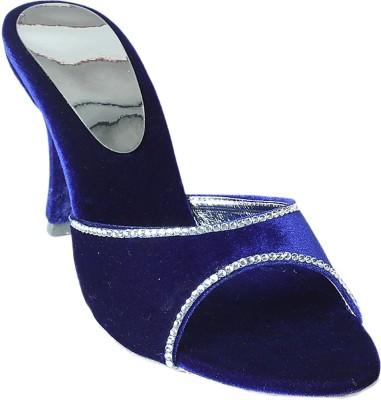 Tycoon Women Blue Heels