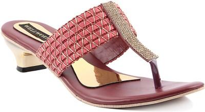 Wellworth Women Red Heels