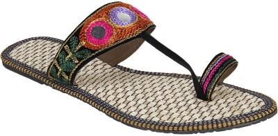 Addison Women Multicolor Flats