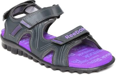 Reebok Women Purple Sports Sandals