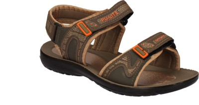 Pu Lite-Today Gayle-1 Beige Men Brown Sandals