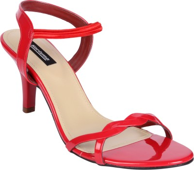 karizma shoes Women Red Heels