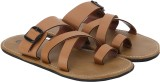 Kzaara Men TAN Sandals