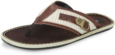 Nawaabs STEP8102 Men Brown Flats