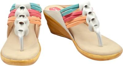 Canvera Women Multicolor Heels