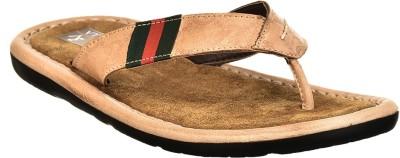 Brandvilla Men Beige Sandals