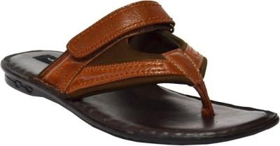 MAINE HAITEN Men Tan Sandals