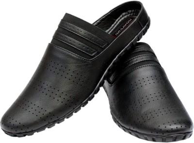 Braavosi Men, Boys Black Sandals