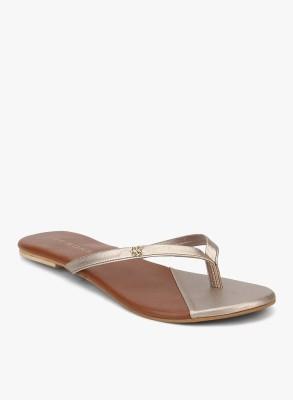 Addons Women Tan Flats