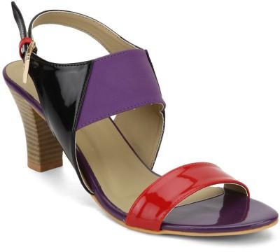 American Swan Women Black Heels