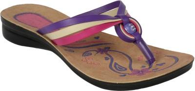 Oricum Multicolor-245 Women Multicolor Flats