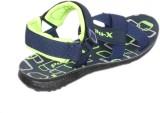 Train Men Blue Sandals