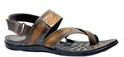 Adler Shoes Boys Brown Sandals