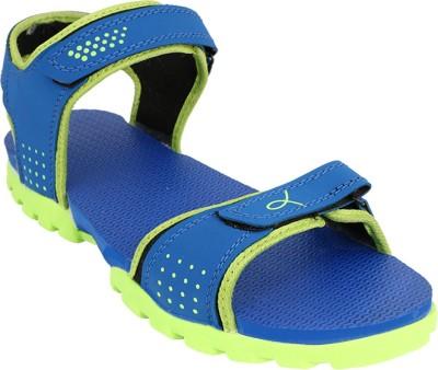 Vittaly Men Green Sandals