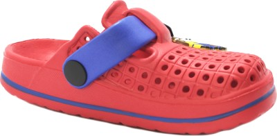 Small Toes Boys Red Sandals
